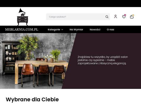 Meblarnia.com.pl - meble na wymiar Żegocina