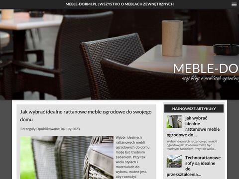 Meble-dormi.pl łóżka tapicerowane