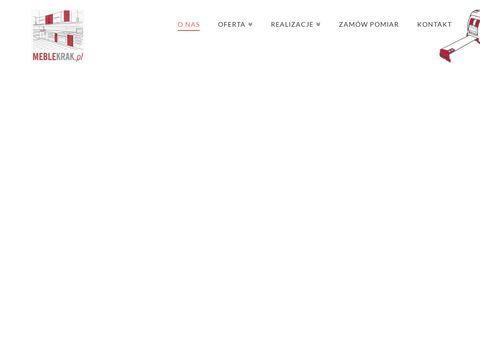 Meblekrak.pl - szafy przesuwne