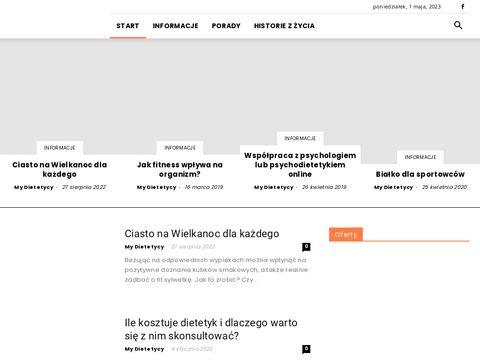 Mydietetycy.pl poradnia dietetyczna