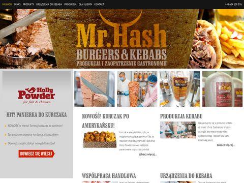 Mrhash.pl - mięso do kebaba