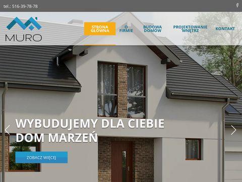 Muro.com.pl budownictwo jednorodzinne Lubelskie