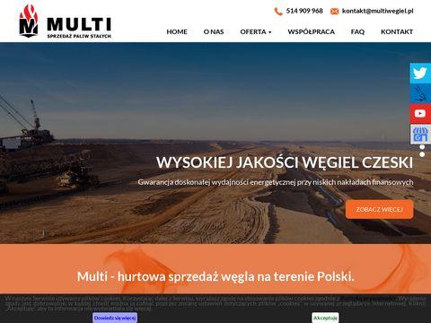 Multi miał hurtowa sprzedaż