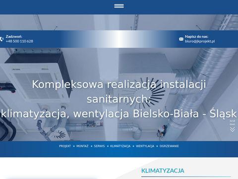Jkprojekt.pl wentylacja Bielsko