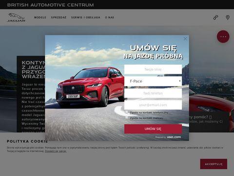 Jlrcentrum.jaguar.pl jaguar
