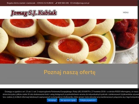 Jomag.com.pl ciasta drożdżowe Łódź