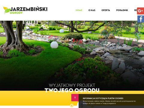 Jarzembinski-ogrody.pl aranżacja ogrodów Trójmiasto