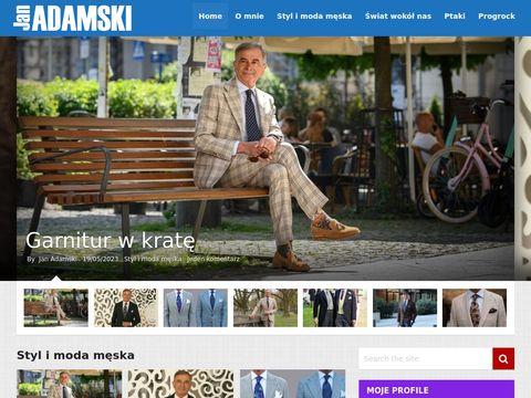 Janadamski.eu blog