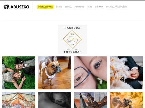 Jabuszko.com.pl zdjęcia ślubne