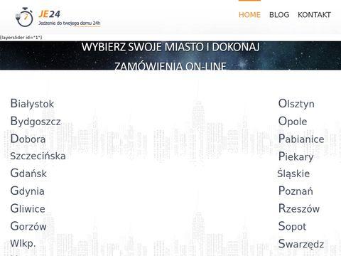 Je24.pl sushi 24h