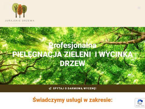 Jurajskiedrzewa.pl pielęgnacja