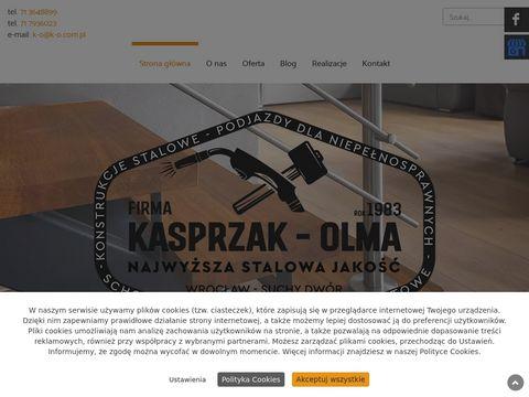 Kasprzak-Olma bramy Wrocław