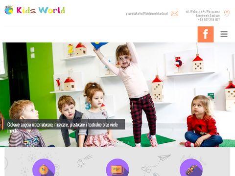 Kids World - żłobek Targówek