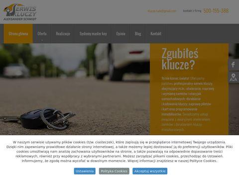 Klucze-dorabianie.pl Aleksander Schmidt