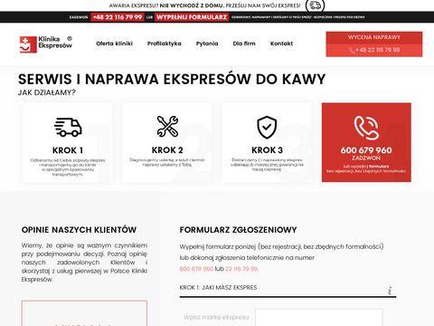 Klinikaekspresow.pl