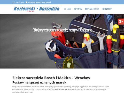 Kozłowski pilarki Stihl Wrocław