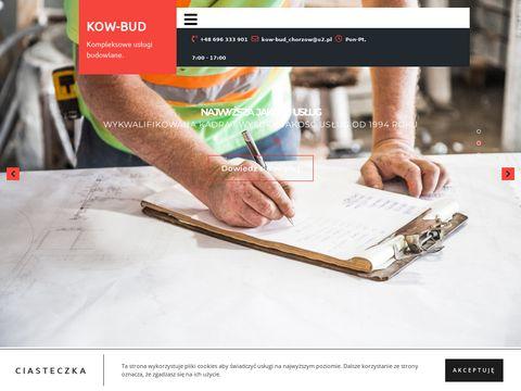 KOW-bud usługi ślusarskie Katowice