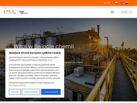 Kosmet.com.pl producent chemii gospodarczej