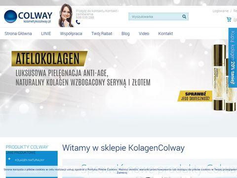 Kosmetykicolway.pl kolagen Colvita