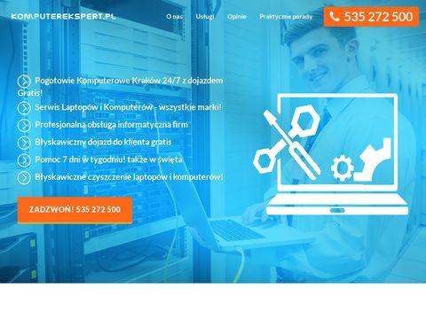 Komputerekspert.pl - naprawa komputerów