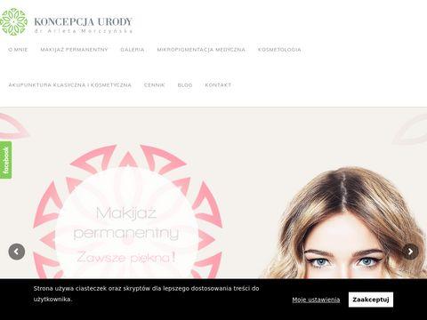 Mikropigmentacja - koncepcjaurody.pl
