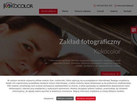 Kokocolor fototapety lubuskie