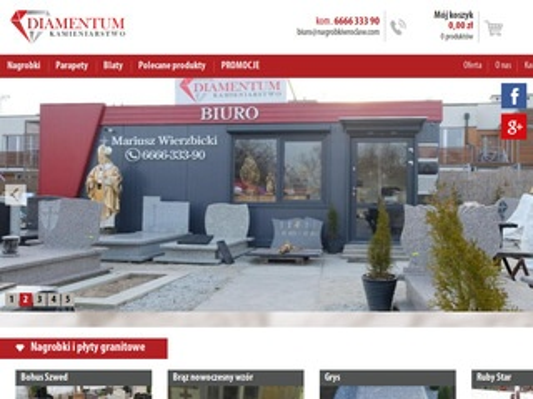 Kamieniarstwo-diamentum.pl blaty granitowe