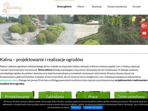 Kalina.elblag.pl odnawianie ogrodów