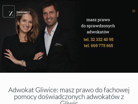J. Panek A. M. Zdanowicz kancelaria
