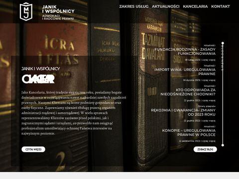 Kancelaria-janik.com adwokaci i radcowie