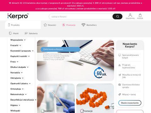 Kerpro.pl - frezy stalowe
