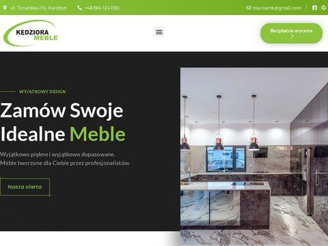 Kedziorameble.pl na wymiar