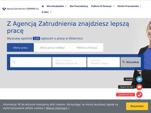Ksservice.pl agencja zatrudnienia