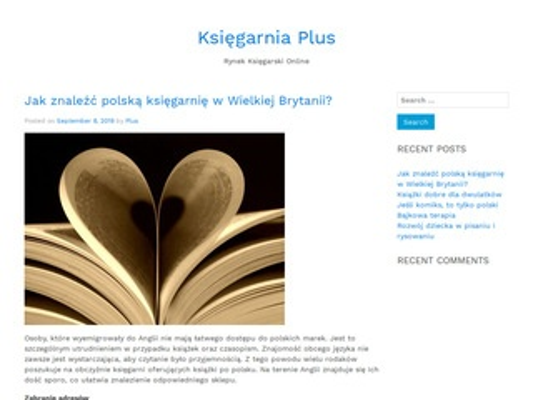 Ksiegarniaplus.pl tanie książki