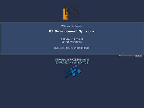 Ksdevelopment.pl nowe mieszkania na sprzedaż