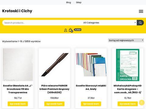 Krotoskicichyczestochowa.pl