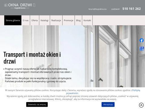SCMB rolety okienne Szczecin
