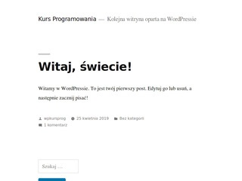 Kursprogramowania.edu.pl - Pascal