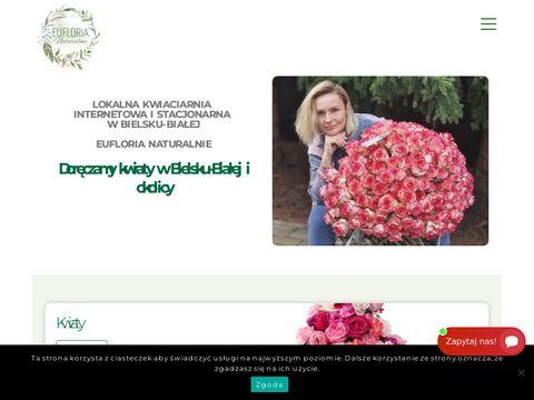 Kwiaciarnia-bielsko.pl kwiaty na zamówienie