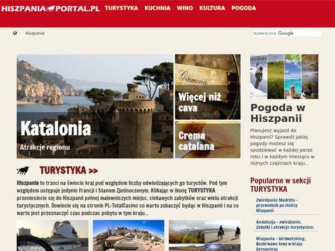 Hiszpania-portal.pl wszystko o Hiszpanii