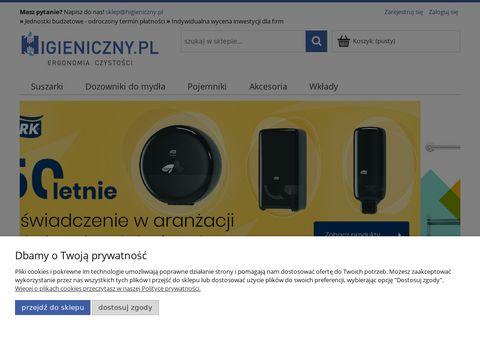 Higieniczny.pl Dozownik mydła