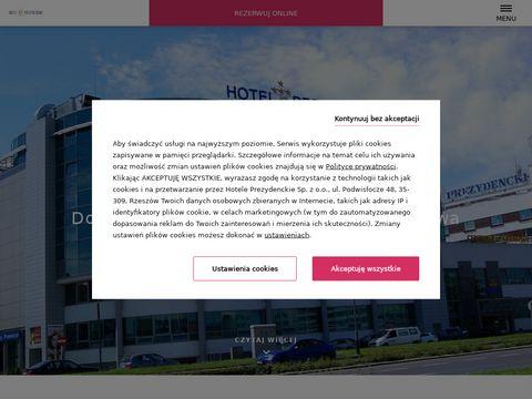 Hoteleprezydenckie.pl w Rzeszowie