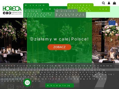 Horecaservice.pl obsługa cateringowa imprez Kraków