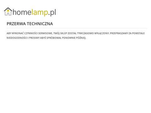 Homelamp.pl kinkiety łazienkowe