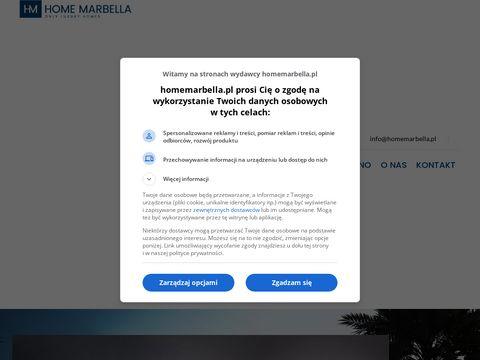 Homemarbella.pl apartamenty Hiszpania
