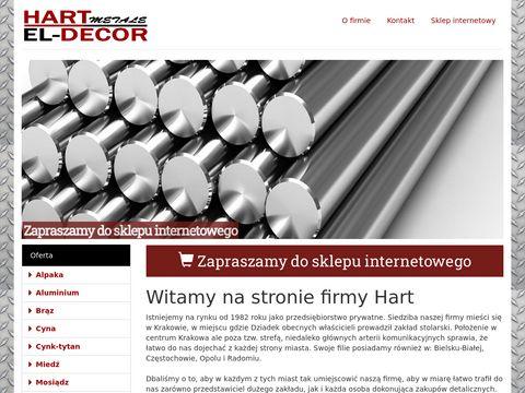 Hart - metalurgia