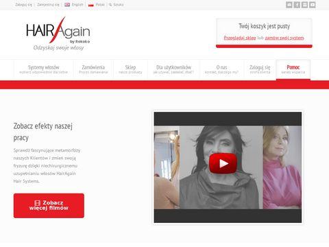 Hairagain.com.pl