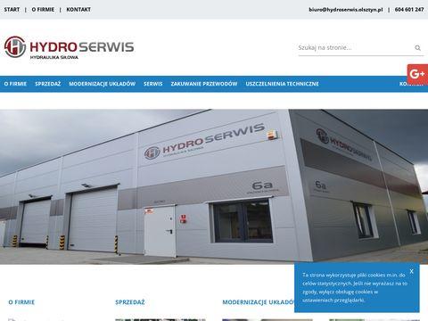 Hydro Serwis układów hydraulicznych Olsztyn