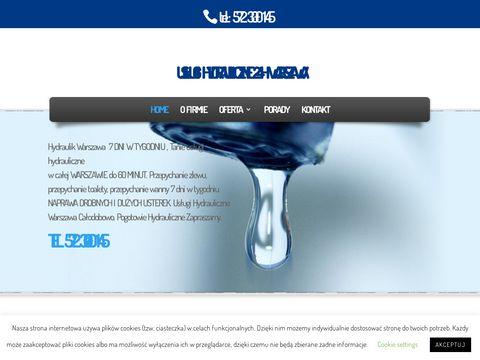 Hydraulik24hwarszawa.pl