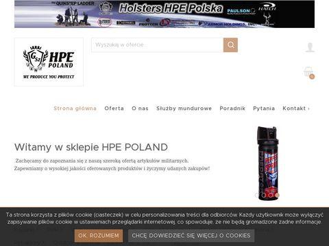 Hpe.pl kabura do broni